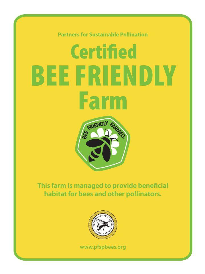 Certification Ami des abeilles